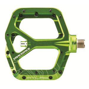 RaceFace Race Face Atlas - Pédales BMX - vert Pédales BMX / Dirt / Freeride