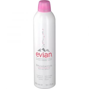 Evian Brumisateur d'eau minérale 300 ml