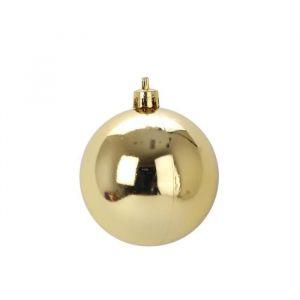 25 boules de Noël or (6 cm)