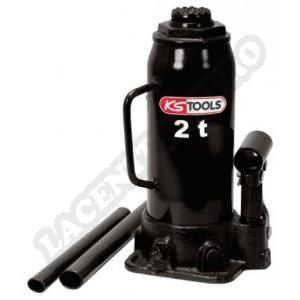 KS Tools Cric bouteille hydraulique capacité 5 tonnes