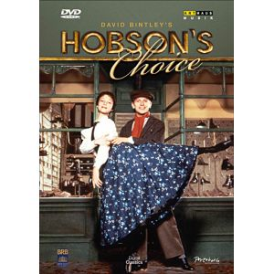 hobsons choice 4 essay Neil dowden reviews hobson's choice at the vaudeville theatre  (who has  directed the play twice before) here goes for old-fashioned.