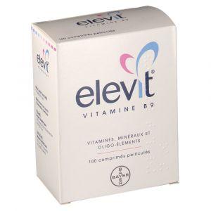 Bayer Elevit - Vitamine B9 (100 comprimés)