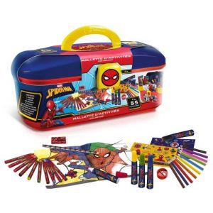 Canal Toys Mallette d'activités Spiderman