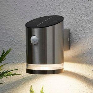 Applique murale led solaire avec détecteur de mouvement VENICE