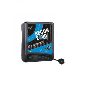 Lacme Electrificateur SECUR 2600 HTE