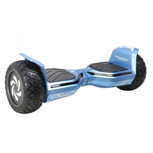 "Taagway Hoverboard électrique Country HUMMER - Tout terrrain - 8,5"" - 700W - 4,4Ah - Bleu"