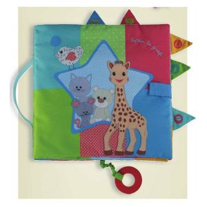 Vulli Sensitive Book Sophie la girafe