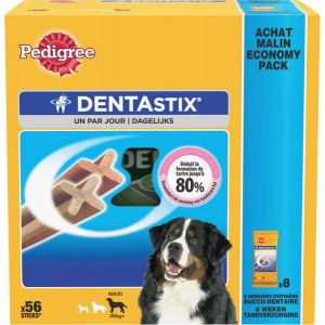 Pedigree Dentastix grand chien - 28 bâtonnets x 720 g