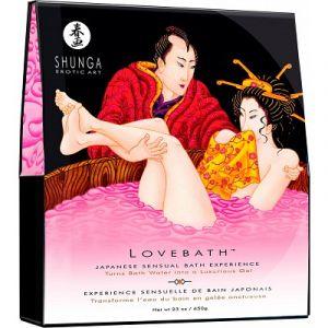 Shunga Erotic Art LoveBath Dragon Fruit