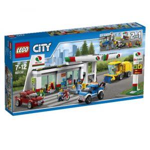 Lego 60132 - City : La station-service