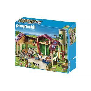 Playmobil 5119 Country - Ferme moderne avec silo