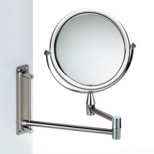 Kela Grazia - Miroir grossissant salle de bain mural