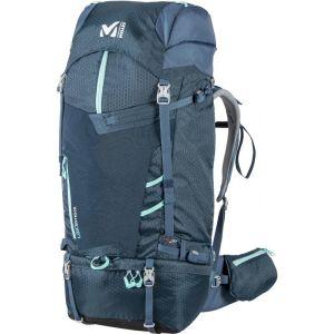 Millet Sac à dos trekking femme ubic 50+10 ld bleu unique