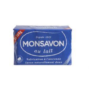 Monsavon Savon Lavant Antibactérien L'Authentique 6x100g