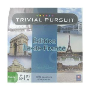 Winning Moves Trivial Pursuit Ile de France