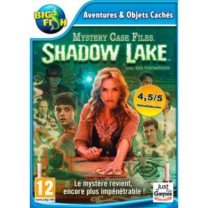 Mystery Case Files : Shadow Lake [PC]