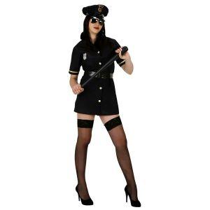Atosa Déguisement femme policier (taille M/L)