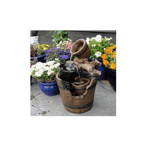 Ubbink 1387065 - Fontaine de jardin Portland