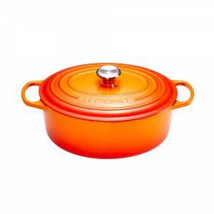 Le Creuset 21178310902430 - Cocotte en fonte ovale 31 cm