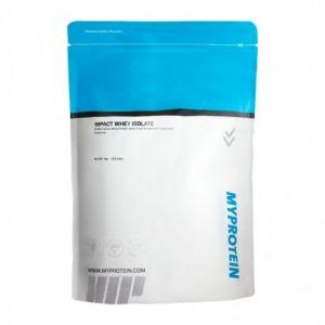 Myprotein Impact Whey Isolate, Vanille, Poche, 1 kg