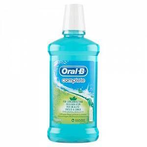 Oral-B Bain de bouche fraicheur longue durée