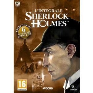 Coffret Sherlock Holmes L'intégrale - Jeu PC [PC]