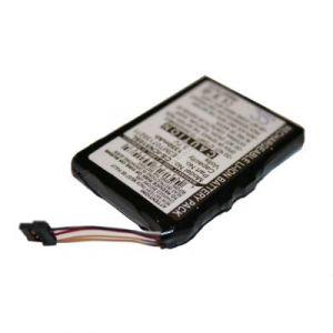 Vhbw Batterie compatible avec Navman iCN-510, iCN-520, iCN-530, iCN-550 système de navigation GPS (1350mAh, 3,7V, Li-Ion)