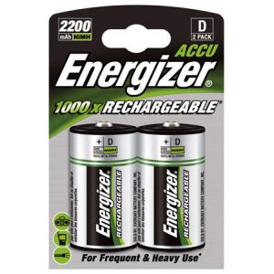 Energizer Accu Recharge Power Plus HR20 - Blister 2 accus