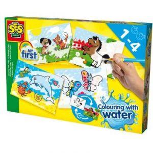 Ses Creative Coloriage à l'eau