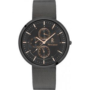 Pierre Lannier 222D488 - Montre pour homme avec bracelet en acier