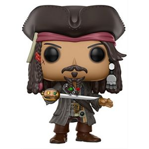 Funko Figurine Pop! Pirate Des Caraibes 5 : Jack Sparrow