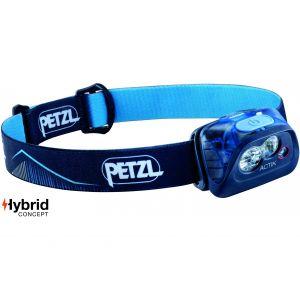 Petzl Actik 350 lumens Lampe frontale / éclairage Bleu marine - Taille TU
