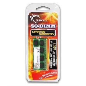 G.Skill F3-1333C9S-4GSL - Barrette mémoire Standard 4 Go DDR3 1333 MHz CL9 SoDimm