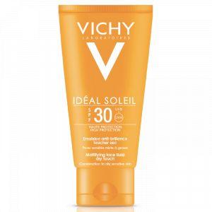 Vichy Idéal Soleil - Emulsion visage anti-brillance SPF30