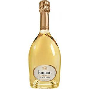 Ruinart Champagne AOP, Blanc de Blancs - La bouteille de 75cl avec étui
