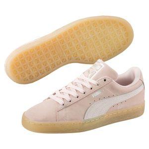 Image de Puma Chaussures W Suede Classic Bubble - Pearl