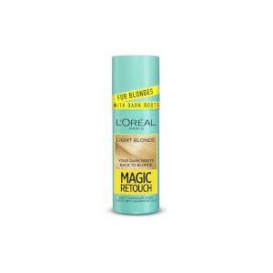 L'Oréal Magic Retouch Light Blonde Instant Dark Root Touch Up Spray - 75 ml