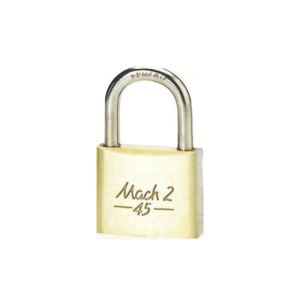 THIRARD 0003251 Mach 2 - Cadenas de sûreté 25 mm à clé