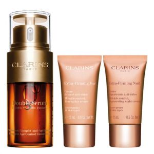 Clarins Programme anti-âge Double Serum & Extra-Firming