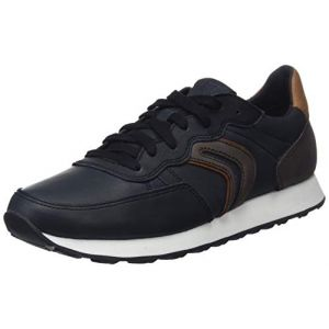 Geox Chaussures Baskets homme - Noir - 39 Noir - Taille 40,41,42,43,44,45