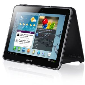 "Samsung EFC-1H8S - Etui à rabat BookCover pour Galaxy Tab 2 10,1"""