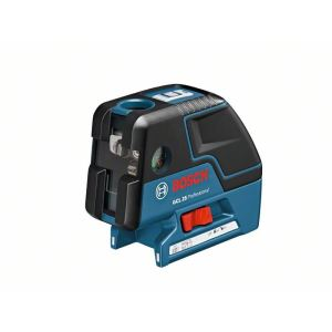Bosch GCL 25 - Laser 2 lignes 5 points