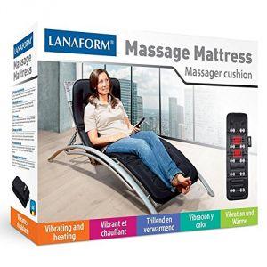 Lanaform LA110315 - Matelas massant Mattress