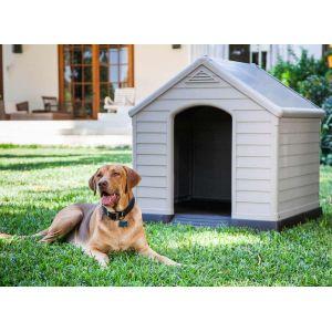 Keter Niche pour chien Mambo en polypropylène 0,94 m²