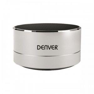 Denver Electronics BTS-32 - Enceinte Bluetooth Sans Fil 3W
