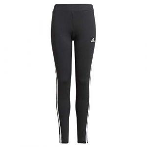 Adidas Collant 3S TIG Noir - Taille 9-10 Ans