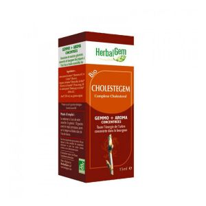 Herbalgem Cholestegem Cholesterol Complex - 50 ml