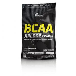 Image de Olimp sport nutrition BCAA Xplode Fruit Punch 1 kg