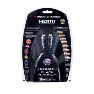Monster Cable HDMI High Speed 3M Ethernet