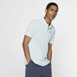 Nike Polo Sportswear pour Homme - Bleu - Taille L - Male